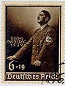 1939 German stamp